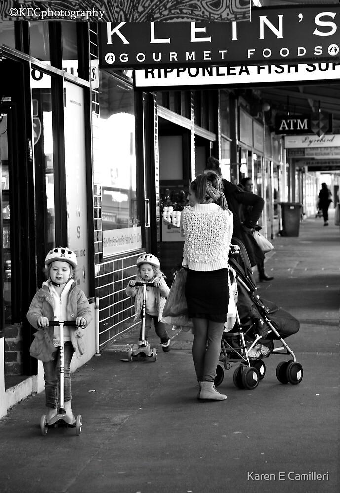 Scooter Girls by Karen E Camilleri