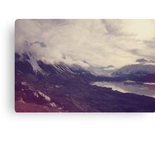 New Zealand, winter Canvas Print