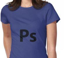 The modern Artist Womens Fitted T-Shirt