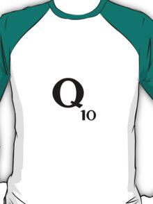 Q10 Scrabble  T-Shirt