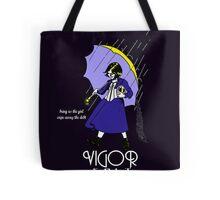 Vigor Salt Tote Bag