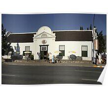 Drostdy Hotel - Graaff Reinet, RSA Poster