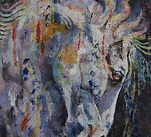 Knight of Chess by Michael Creese