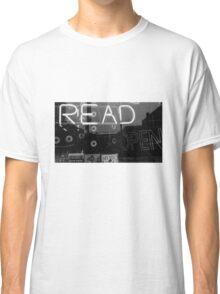 Read Read Read Classic T-Shirt