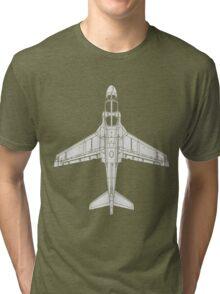 Northrop Grumman EA-6B Prowler Tri-blend T-Shirt