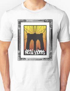New York at Sunset T-Shirt