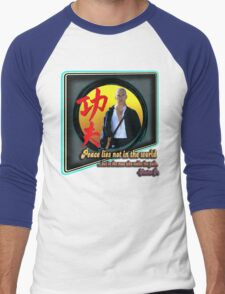 Kung Fu Men's Baseball ¾ T-Shirt