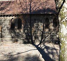 Winter Shadows by Karen E Camilleri