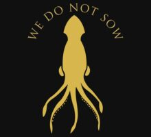 Game of Thrones - house Greyjoy sigil & words by housegrafton