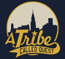 Tribe Called Quest Skyline by da310sFinest