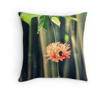 Jungle Beauty Throw Pillow
