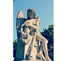 Guardian Angel Photographic Print