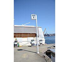 Dock 8 Photographic Print