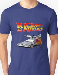 Rick and Morty To The Future T-Shirt