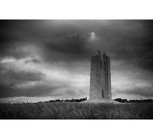 Canadian National War Memorial - Vimy Ridge Photographic Print