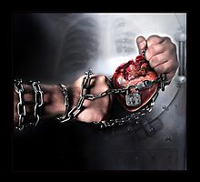 Locked Heart in Chains by Emily Heatherly