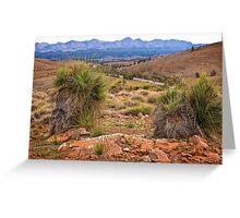 Flinders Ranges Greeting Card