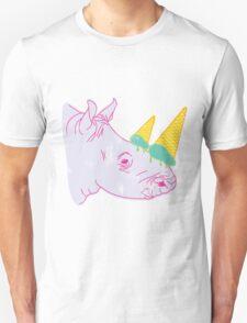 Rhino Cone Unisex T-Shirt