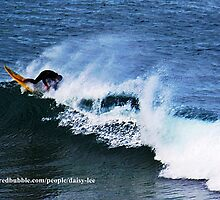 Surfing Torquay 2 by daisy-lee