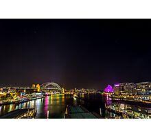 Circular Quay, Sydney Photographic Print