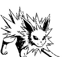 Jolteon by linwatchorn