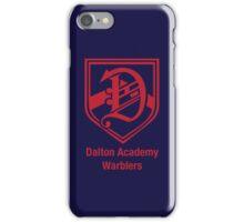 Dalton Academy Warblers iPhone Case/Skin