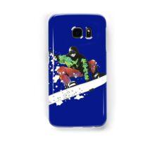 Snow Surfer Samsung Galaxy Case/Skin