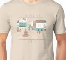 London - Piccadilly Circus Unisex T-Shirt