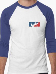 NYFE Racing (Small) Men's Baseball ¾ T-Shirt