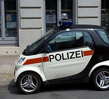 Smart Police Car by Mythos57