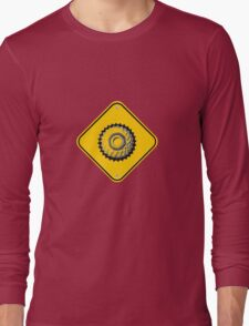 Biking Long Sleeve T-Shirt