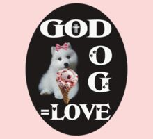 ❀◕‿◕❀GOD +DOG=LOVE ..TEE SHIRT ❀◕‿◕❀ by ╰⊰✿ℒᵒᶹᵉ Bonita✿⊱╮ Lalonde✿⊱╮