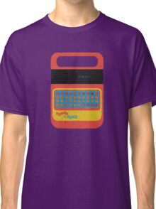 Vintage Look Speak & Spell Retro Geek Gadget Classic T-Shirt