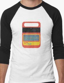 Vintage Look Speak & Spell Retro Geek Gadget Men's Baseball ¾ T-Shirt