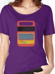 Vintage Look Speak & Spell Retro Geek Gadget Women's Relaxed Fit T-Shirt