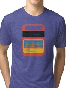 Vintage Look Speak & Spell Retro Geek Gadget Tri-blend T-Shirt