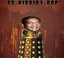 Bill Cosby Dalek Collection by kalebtillman