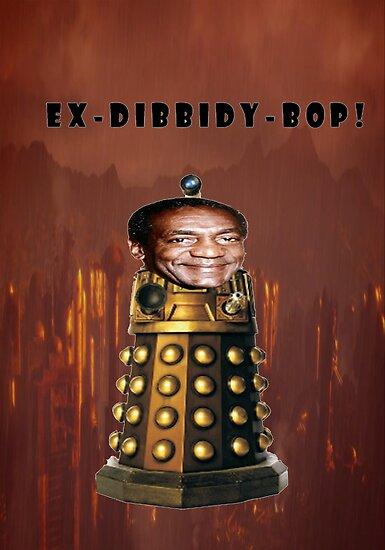 Bill Cosby Dalek Collection by kalebtillman