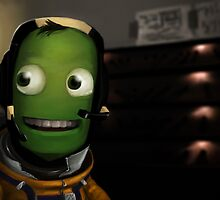 Kerbal Space Program: The First Mun Landing by TheEarthLight