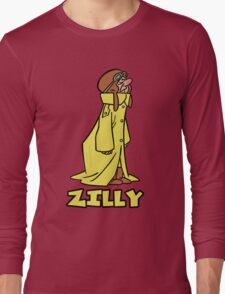 Zilly- Flying Machines Long Sleeve T-Shirt