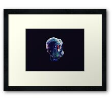 I love you (Captain Swan) Framed Print
