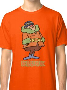 Klunk- Flying Machines Classic T-Shirt