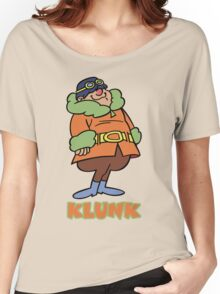 Klunk- Flying Machines Women's Relaxed Fit T-Shirt
