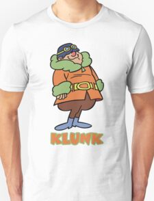 Klunk- Flying Machines T-Shirt