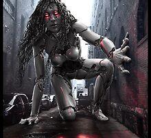 Cyberpunk Photography 044 by Ian Sokoliwski