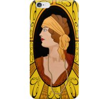 Nouveau Girl iPhone Case/Skin