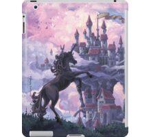 Unicorn Castle iPad Case/Skin