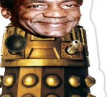 Bill Cosby Dalek Collection Sticker