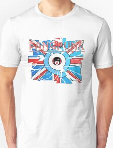Fangpunk Union Jack MOD UK T Shirt T-Shirt
