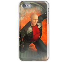 Explosion In The Hole iPhone Case/Skin